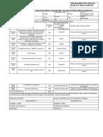 Quimica  FORMATO CONCERTACIÓN EVALUACIÓN PREAGMIG 15167 GRUPO 03 Y 07