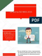 La Norma ISO 9001 2015