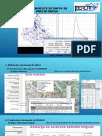 Tratamiento de Datos Precipitación
