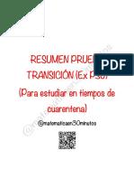 Resumen PRUEBA DE TRANSICIÓN (1)