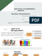 Discapacidad Física_ Accesibilidad y entorno - Institución Universitaria