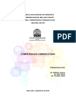 Competencias Comunicativas Enssa Zambrano