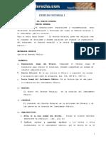 derecho NOtarial COmpleto 2019