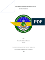 LAPORAN PRAKTIKUM PISTON ENGINE FUNDAMENTAL