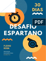 E-book-Espartanos maromba