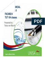 Group Financial Accounting presentation