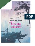 Yukio Mishima - Eugen.docx