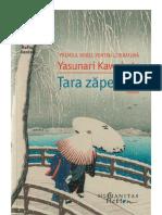 Yasunari Kawabata – Tara zapezilor #1.0~5