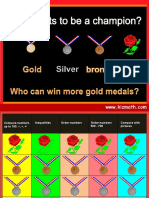 Comparing Olympic jeopardy 2