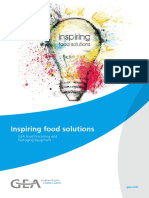 Food Solutions Brochure