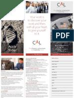 CAL Forum Brochure