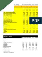 ratios hw 1 template-5  version 1