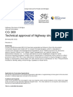 CG 300 Technical approval of highway structures-web