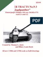 Panzer Tracts 09-03 - Jagdpanther Panzerjaeger Panther (8.8 em) (Sd.Kfz.173).pdf