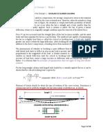 Lesson No. 3 in Machine Design 1