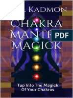 Chakra Mantra Magick