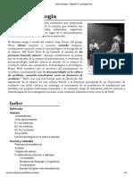 Etnomusicología - definción