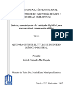 sintesis y caracterizacion del catalizador MgO CaO para una reaccion de condensacion aldolica (1).pdf