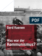 Was War Der Kommunismus