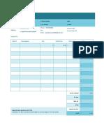 Simple invoice1