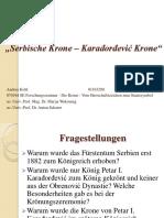 FS_Kohl_Serbische Krone_Karađorđević Krone_Referat.pdf