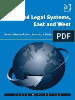 (Juris Diversitas) Vernon Valentine Palmer, Vernon Valentine Palmer, Mohamed Y. Mattar, Anna Koppel - Mixed Legal Systems, East and West-Ashgate Publishing Company (2015).pdf