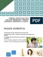 Spieitualisme dan Alzheimers