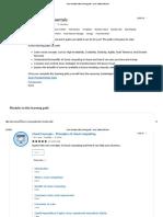 Azure fundamentals 180- Microsoft Course Detail