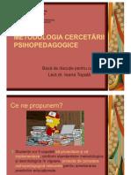 METODOLOGIA CERCETĂRII PSIHOPEDAGOGICE  -  Compatibility Mode.pdf