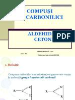 Compusi carbonilici (1)