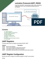 A4.8051 Communication Protocols_UART, RS232