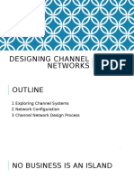 Week 4 & 5 DDG (Designing Channel Networks)