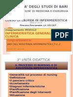 IL PROCESSO DI ASSISTENZA 1.ppt