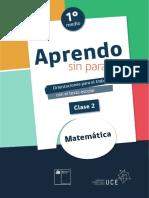 Matemática Suma de Racionales Actividad Nº 2. pdf