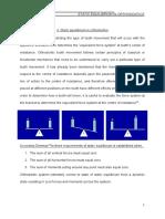 3.STATIC EQULIBRIUM IN ORTHODONTICS