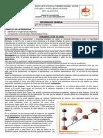 Guía Origen de Las Especies.