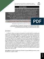 EL ENIGMA DE SENEB. APLICACIÓN DE UN PROGRAMA EDUCATIVO HíBRIDO BASADO EN EL MODELO DE RESPONSABILIDAD PERSONAL y SOCIAL y LA GAMIFICACIÓN PARA EL FOMENTO DE LA CONDICIÓN FíSICA, ASPECTOS PSICOSOCIALES, HÁBITOS DE VIDA, RENDIMIENTO COGNITIVO y ACADÉMICO EN EDUCACIÓN FíSICA.