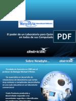 Presentacion de Software Educativo Newbyte
