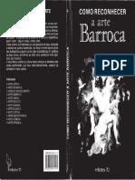 Flavio Conti - Como reconhecer a arte barroca-Edições 70 (2005)
