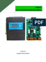 USER-MANUAL-THC3T-02_V103