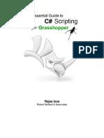 C#ScriptingForGrasshopper_1stEdition_20200318