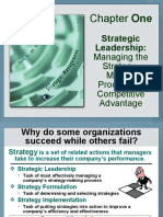Ch01_Strategic Leadership Managing the Strategy-Making Process for Competitive Advantage