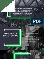 ALCANCES Y LIMITACIONES DE LAS MEDIDAS DE PROTECCIÓN
