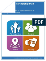 Shetland Partnership Plan 2018-2028