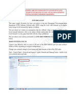 ZTE SDR BASIC LOGIN.docx