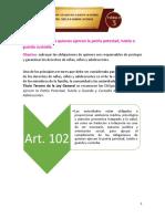 Lectura 9 Tema 3 Obligaciones de quienes ejercen la Patria Potestad, Tutela o Guardia y Custodia de Niñas, Niños y Adolescentes (1)