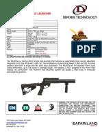 Tactical Single Launcher