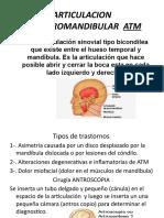 ARTICULACION TEMPOROMANDIBULAR  ATM.pptx