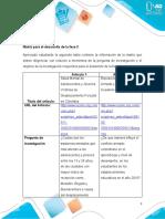 Anexo 2 - Matriz para el desarrollo de la fase 3_