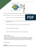 GLOBALIZAÇÃO E POLÍTICA INTERNACIONAL 2 Correção.pdf